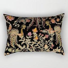 Birds of Paradise. Rectangular Pillow