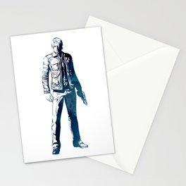 Leon S. Kennedy Stationery Cards