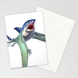 Sharkdactyl Nomdactylus Stationery Cards