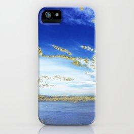 Orencyel walking inThéoule iPhone Case
