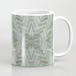 Basket Weave Pattern Coffee Mug