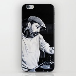 ANDREW WEATHERALL iPhone Skin