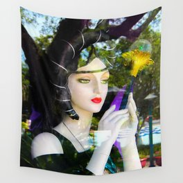 Malificent the Magnificent Wall Tapestry