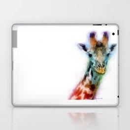 Color of a Giraffe Laptop & iPad Skin