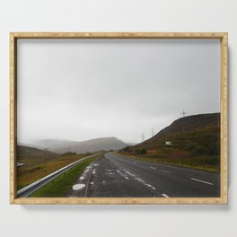 Mountain Road Serving Tray