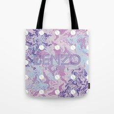 Benzo Pills Tote Bag