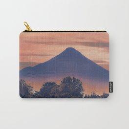 Osorno Volcano Landscape Scene, Chile Carry-All Pouch