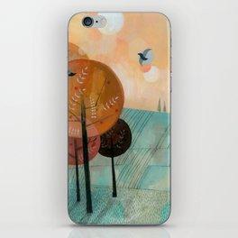 Trees & Birds iPhone Skin
