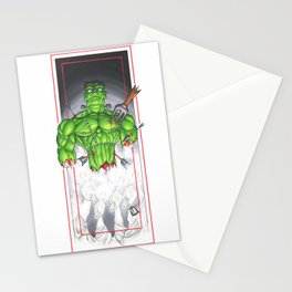 The Monstrosity Stationery Cards