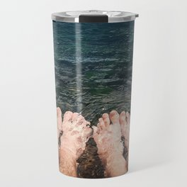 resting together Travel Mug