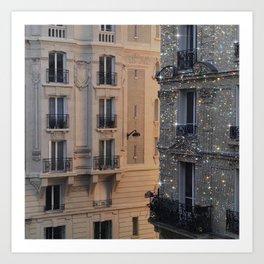 Paris vol.2 Art Print
