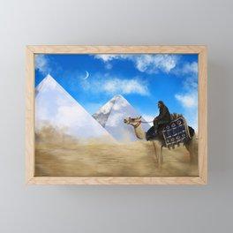Desert Dweller Revalation Framed Mini Art Print