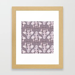 GANESH Framed Art Print