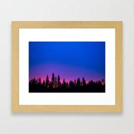 lapland Framed Art Print