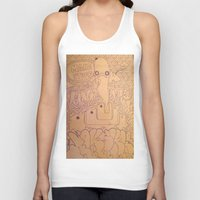motivation Tank Tops featuring motivation by MRjay