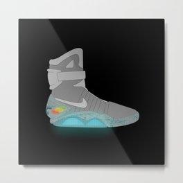 Nike Mag (Back to the Future) Metal Print