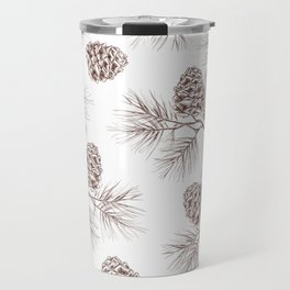 Pine Cone Travel Mug