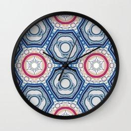 microdefender of salt Wall Clock