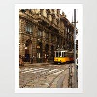 milan Art Prints featuring Milan by Fotografie di Gianluca Testa