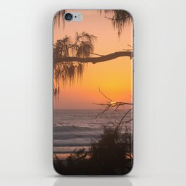 Exotic Sunrise iPhone Skin
