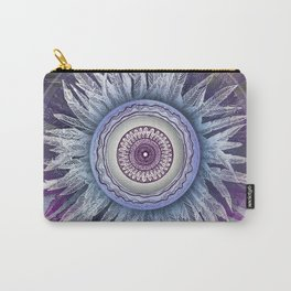 Crown Chakra (II) Carry-All Pouch