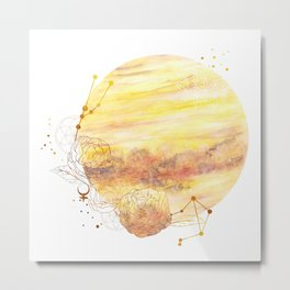 Ruling Planet Venus Metal Print