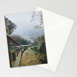 Train Rides in Sri Lanka Stationery Cards