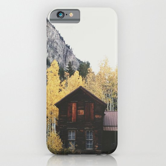Crystal Cabin iPhone & iPod Case