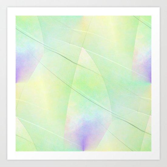 Pattern 2017 002 Art Print