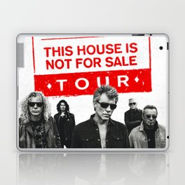 bon jovi this house not for sale tour 2019 basket Laptop & iPad Skin