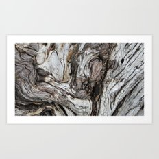 It once was Art Print