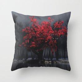 Vernalis Throw Pillow