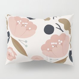 Nature Pattern Pillow Sham