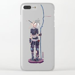 AR2 Clear iPhone Case