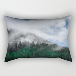 The Air I Breathe Rectangular Pillow