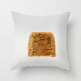 Spaghetti Lunchbox Throw Pillow