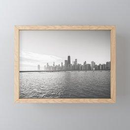 In Chicago Framed Mini Art Print