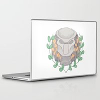 predator Laptop & iPad Skins featuring Predator by Boring Palace