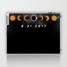 Total Solar Eclipse August 21 2017 Laptop & iPad Skin