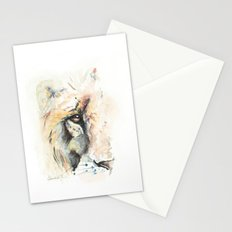 Lion of Judah Stationery Cards