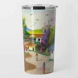 Lolito's Village #1 Travel Mug