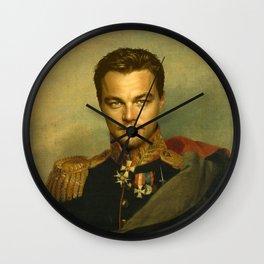 Leonardo Dicaprio - replaceface Wall Clock