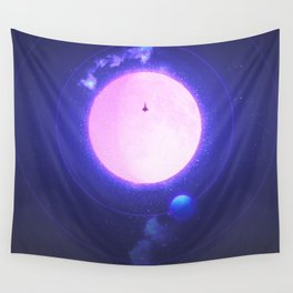 // odyssey.02 Wall Tapestry