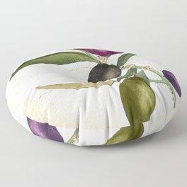 Olive Branch II Floor Pillow
