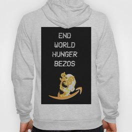 End World Hunger Hoody