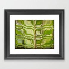Abstract Germination Framed Art Print