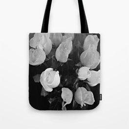 White Wedding Tote Bag