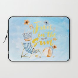 Summer Vibe 6 Laptop Sleeve