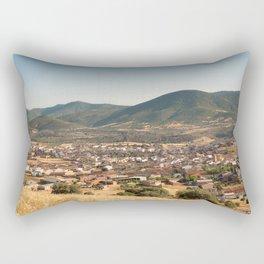 Los Navalucillos 01 Rectangular Pillow