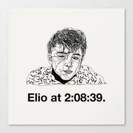 Elio Canvas Print